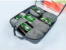 9pcs Car Cleaning Kit Car Wash Supplies Microfiber