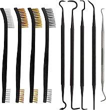 9Pcs Universal Pistol Cleaning Kit Pick Set