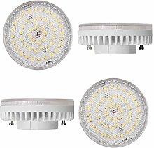 9W GX53 LED Lamp Low Energy Saving Downlighter