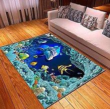 A-Generic Children s Cartoon Animal Carpet 3d