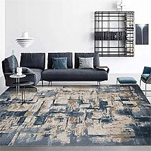 A-Generic Modern Chic Rug Abstract Watercolor