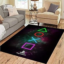 A-Generic Playstation Controller Buttons Carpet