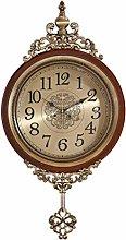 A-GHM &Wall Clock Digital Wall Clock Non-ticking