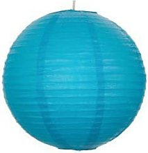 A Liittle Tree Blue Paper Lanterns (10x10)