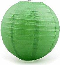 A Liittle Tree Green Paper Lanterns (10x10)