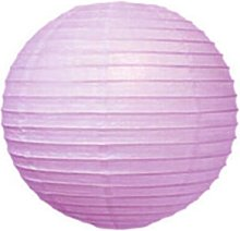 A Liittle Tree Lilac Paper Lanterns (10x10)