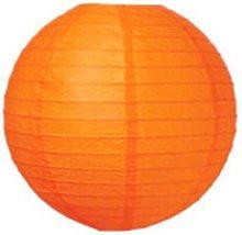 A Liittle Tree Orange Paper Lanterns 10x10