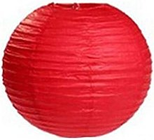 A Liittle Tree Red Paper Lanterns (10x10)
