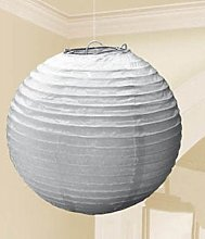 A Liittle Tree Silver Paper Lanterns (10x14)