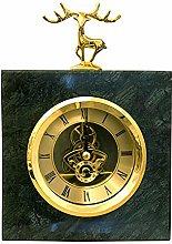 A/N Desk Clock American Elk Table Clock Creative