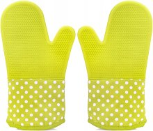 A pair of gardening gloves thermal insulating