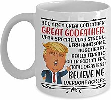 A.Patience - Funny Donald Trump Mug Gifts Ideas