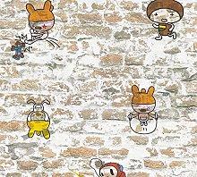 A.S. Création Boys & Girls 6 36987-1 Wallpaper