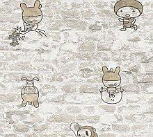 A.S. Création Boys & Girls 6 36987-3 Wallpaper