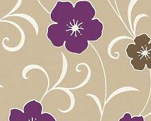 A.S. Création Caroline Collection 833655 Fleece