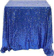 A-YSJ tablecloth Rectangular Table Cover Glitter