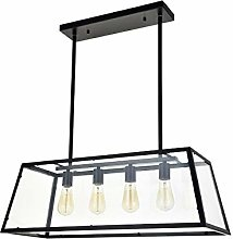 A1A9 Kitchen Island Pendant Lighting with 4-Light,