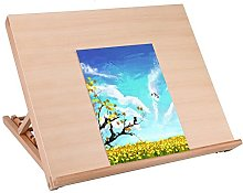 A2 Wooden Art & Craft Adjustable Drawing Board