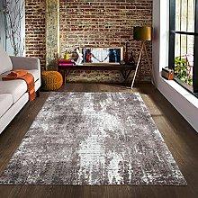 A2Z Rug |Mayfair 8654 Blue Premium Luxury Soft