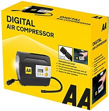 AA Digital Air Compressor - 12V