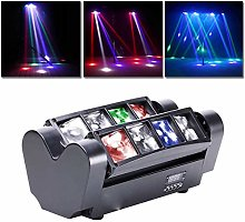 AABBC Disco Lights, Sound Activated Stage Lights