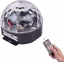 AABBC LED Magic Ball Light 9 Colors With Remote