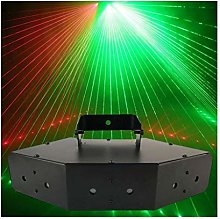 AABBC Stage Party Light LED Disco Lights Sound