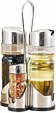 Aaren Seasoning Bottle Set Condiment Holder