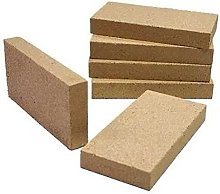 Aarrow FB25230114c Hamlet 9 Back Vermiculite Fire