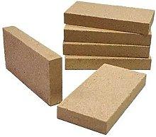 Aarrow FB25260210b Ecoburn 7 Side Vermiculite Fire
