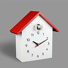 aasdf Cuckoo Quartz Wall Clock Decoration, Modern