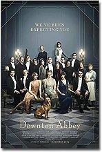 Aawerzhonda Modern colour posters Downton Abbey