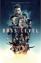 Aawerzhonda Poster Artworks Boss Level TV Series