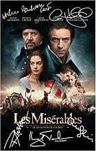 Aawerzhonda Poster Artworks Les Miserables Movie