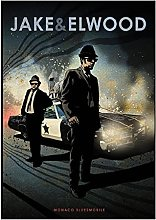Aawerzhonda Poster Artworks The Blues Brothers