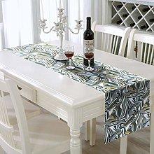 AAYU Colorful Geometric Imitation Linen Table