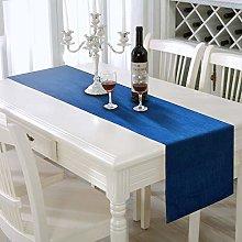 AAYU Denim Table Runner | Stone Washed Premium