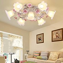AAZX Elegant Ceiling Light, Country House Style,
