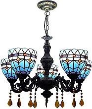 AAZX Tiffany Style Pendant Light