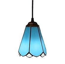 AAZX Tiffany Style Pendant Lights 6 Inch