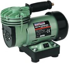 AB900 Mini Air Brush Compressor - Sealey