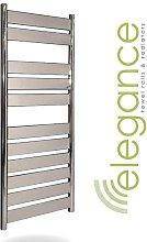 Abacus Direct Elegance Plana Towel Warmer 800 x