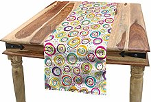 ABAKUHAUS Abstract Table Runner, Pattern with