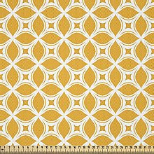 ABAKUHAUS Ethnic Fabric by The Yard, Ornamental