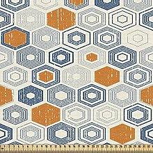 ABAKUHAUS Grunge Fabric by The Yard, Bullseye