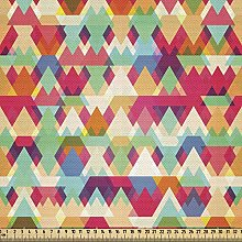 ABAKUHAUS Indie Fabric by The Yard, Abstract