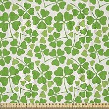 ABAKUHAUS Irish Fabric by The Yard, Gaelic Nature