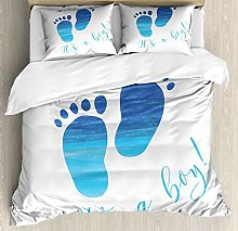 ABAKUHAUS It`s a Boy Duvet Cover Set, Baby Gender
