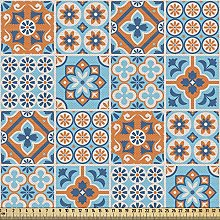 ABAKUHAUS Moroccan Fabric by The Yard, Various