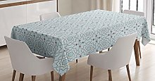 ABAKUHAUS Orient Tablecloth, Oriental Moroccan